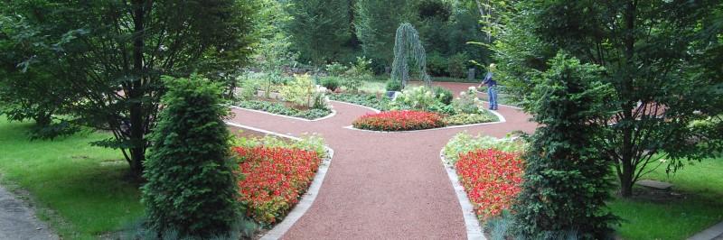 Der Urnen- und Bestattungsgarten Marl